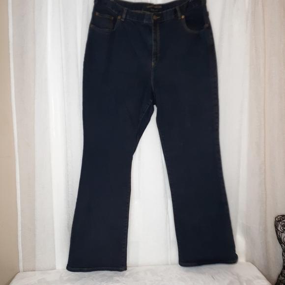 Ralph Lauren Jeans Co.Darkwash Bootcut Jeans
